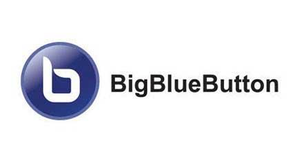 Logo BigBlueButton Datenschutzkonforme Videokonferenzen